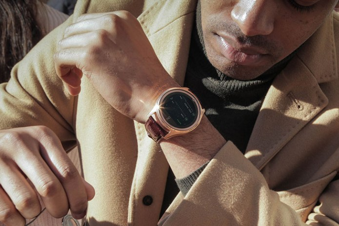 The Olio Model One Is the New Face of Connected Watches