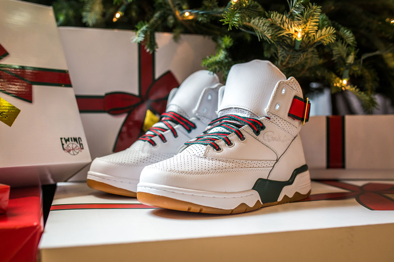 """Packer Shoes x Ewing 33 Hi """"Miracle on 33rd St."""""""