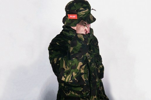 UPDATE: Palace x ArkAir Collection Animated Lookbook Showcases Urban-Military Perfection
