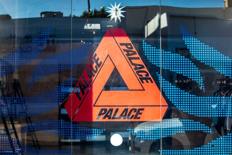 Palace Skateboards Opens Internationale Pop-Up Shop in LA