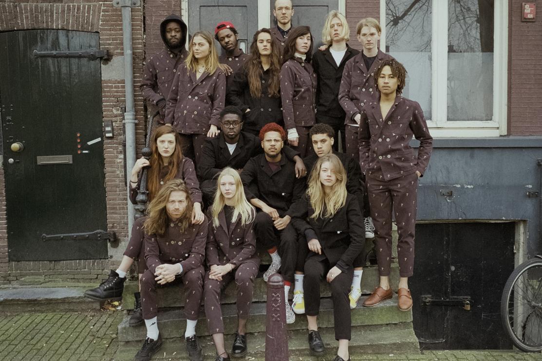 Patta Joins Bonne Reijn for a Limited Edition Suit