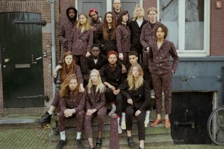 Patta Joins Bonne Reijn for a Limited Edition Suit