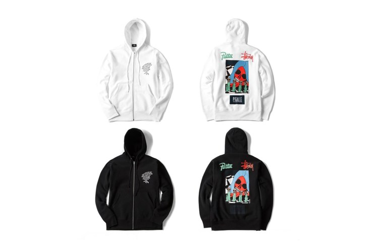 Patta x Stussy x Pigalle 2015 Winter Collection