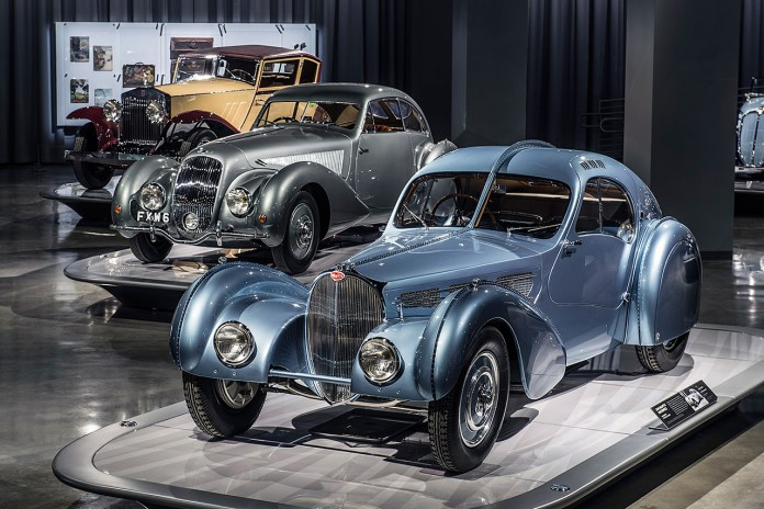 The Petersen Automotive Museum Reopens With Gorgeous New Design