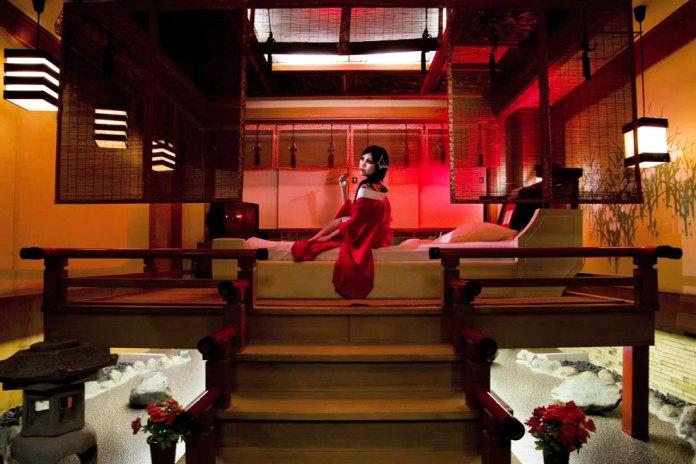 Playboy Visits One of Japan's Last Vintage Love Hotels