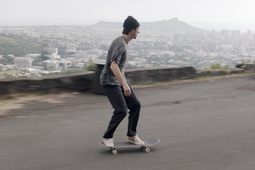 Poler and Nike SB Go on a Hawaiian Adventure