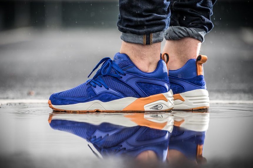 "A Closer Look at PUMA's Blaze of Glory ""New York Knicks"" Colorway"
