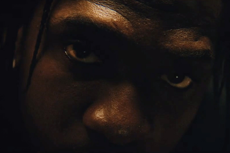 """Pusha T Featuring The-Dream """"M.F.T.R."""" Music Video"""