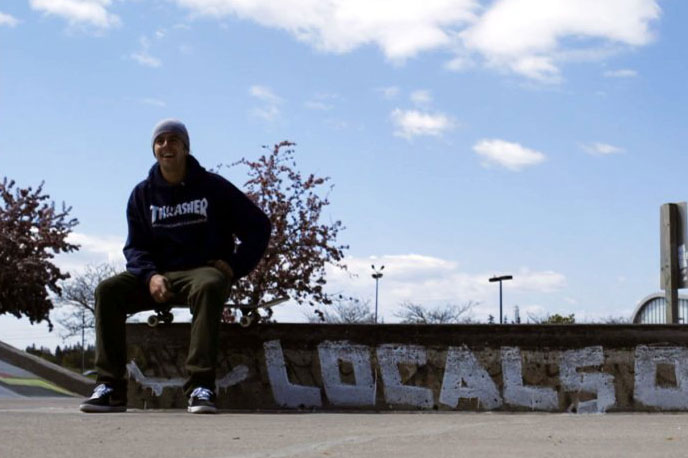 Skater TJ Rogers Gets Personal in New Documentary