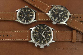 """Red Wing Shoes & Timex Team up for """"Waterbury"""" Watch Collection"""