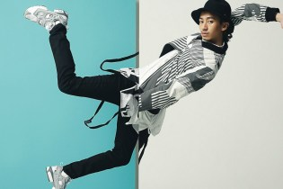Reebok Classic Pump Fury 2015 Fall/Winter Editorial by Keedan