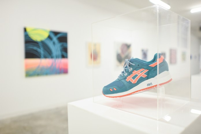 """A Look Inside Ronnie Fieg's """"Homage"""" Sneaker Exhibition"""