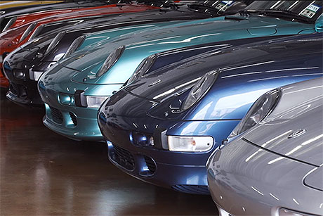 This Man Wants to Own Every Color of the Porsche 964 and 993