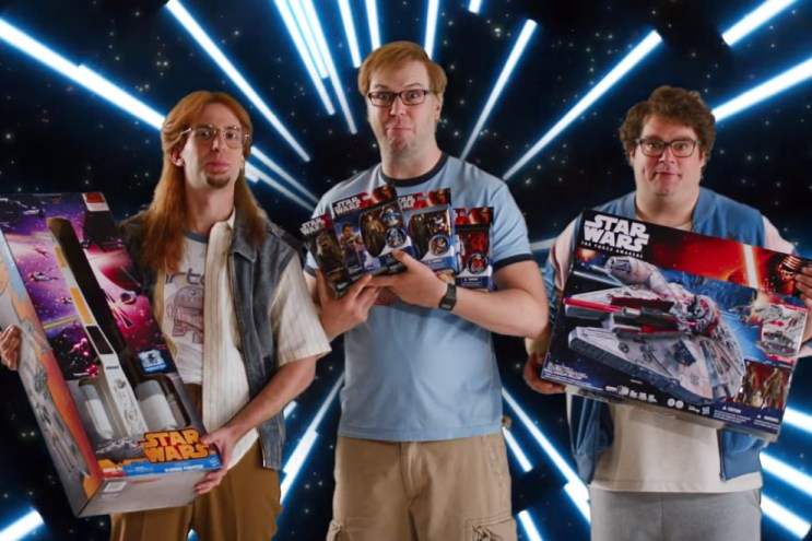 Saturday Night Live's Mock Commercial for 'Star Wars' Toys Is Tragically Honest