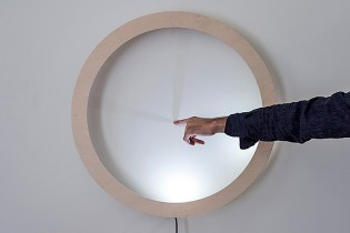 The ShadowPlay Clock Is an Interactive Piece of Art
