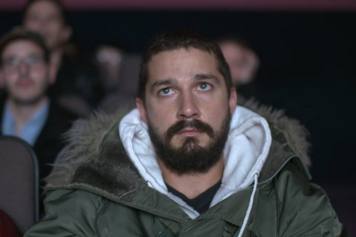 Shia Labeouf Wants You to Make His Hotline Bling