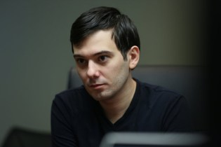 Martin Shkreli Steps Down From Turing Pharmaceuticals