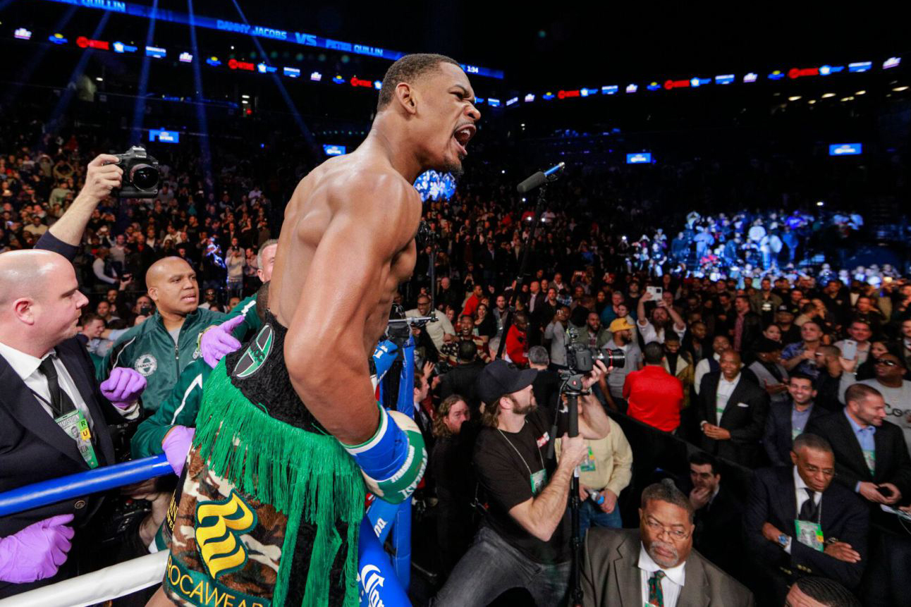 Showtime Releases the First-Ever 360-Degree Virtual Reality Boxing Match