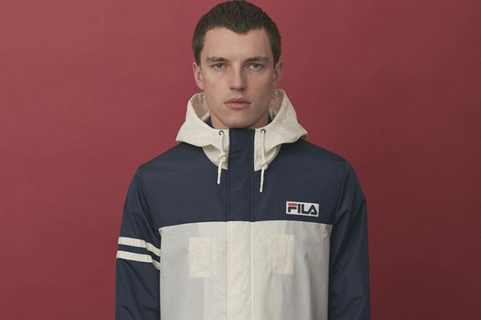 size? x FILA 2015 Capsule Collection