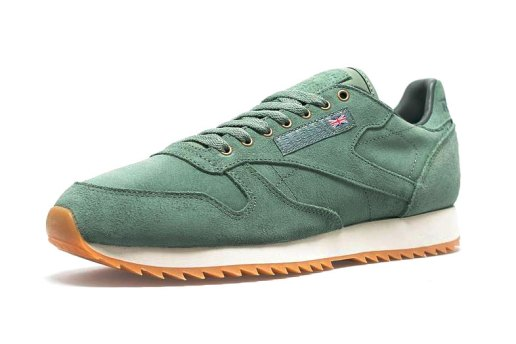 size? x Reebok Silvery Green Winterized Pack