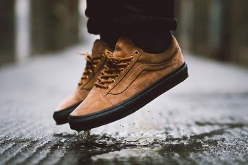 size? x Vans California 2015 Winter Old Skool CA Pack