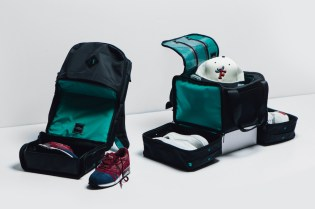 The Luggage Set Designed With the Sneakerhead in Mind