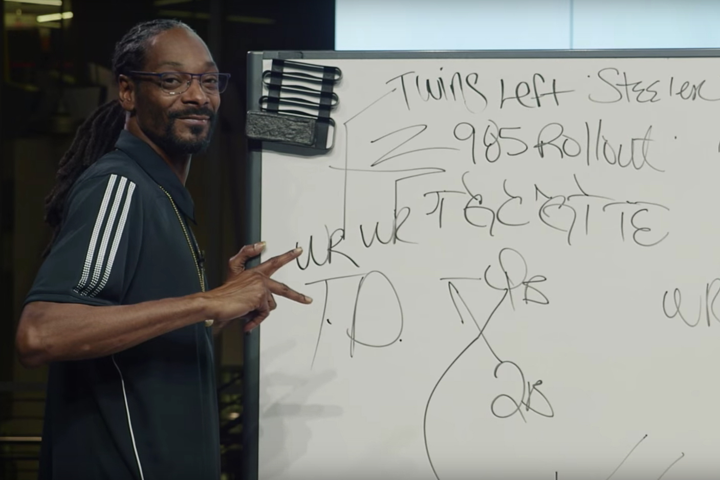 Snoop Dogg & adidas Football Team up for Brand New 'Turf'd Up' Series