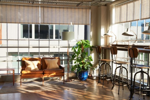 Soho Works by Soho House Is a New Communal Workspace in East London