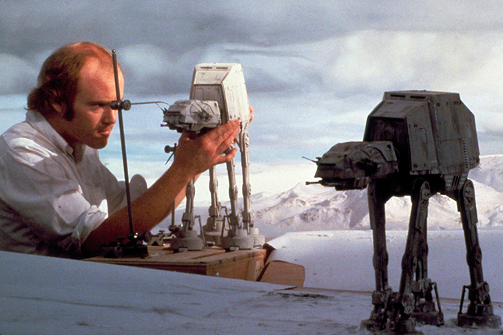 Meet the Animator Behind Star Wars, Jurassic Park & Starship Troopers