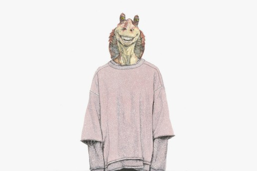 Illustrator David Murray Imagines 'Star Wars' Characters in Streetwear's Biggest Labels