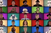 Jimmy Fallon, The Roots & 'The Force Awakens' Cast Perform a 'Star Wars' Medley A Cappella