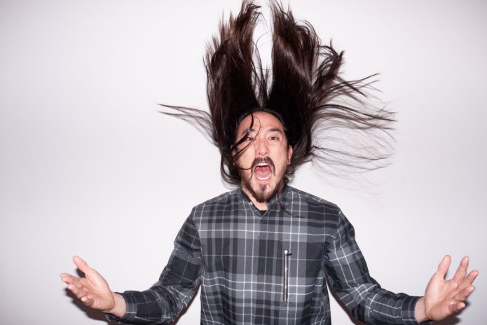 Steve Aoki Visits Terry Richardson's Studio