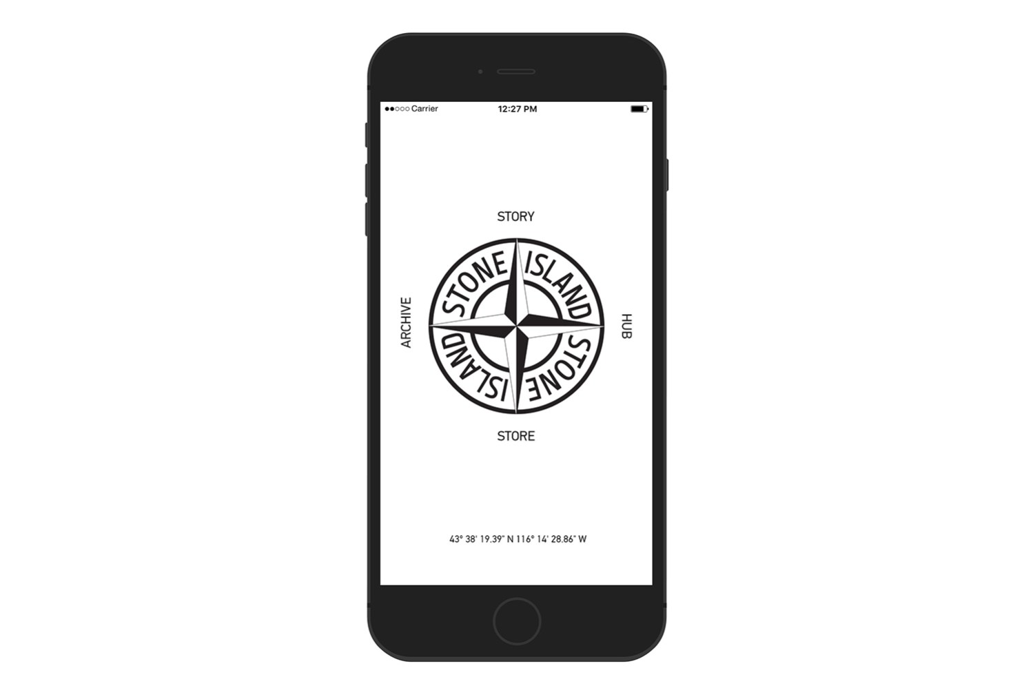 Stone Island Launches Its First App