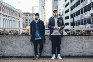 Streetsnaps: Eric Veloso & Mike C of 'STREET DREAMS MAGAZINE'