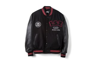 Stüssy 35th IST Varsity Jacket
