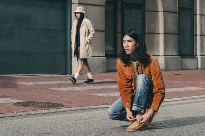 Stussy x Clarks Originals 2015 Fall/Winter Wallabee