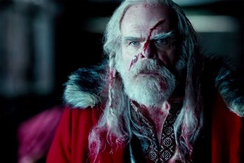 Watch Santa Spread Joy and Fight Demons in This New Hollywood Supercut