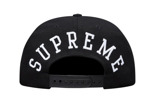Supreme x Champion 2015 Fall/Winter 5-Panel Snapback Collection