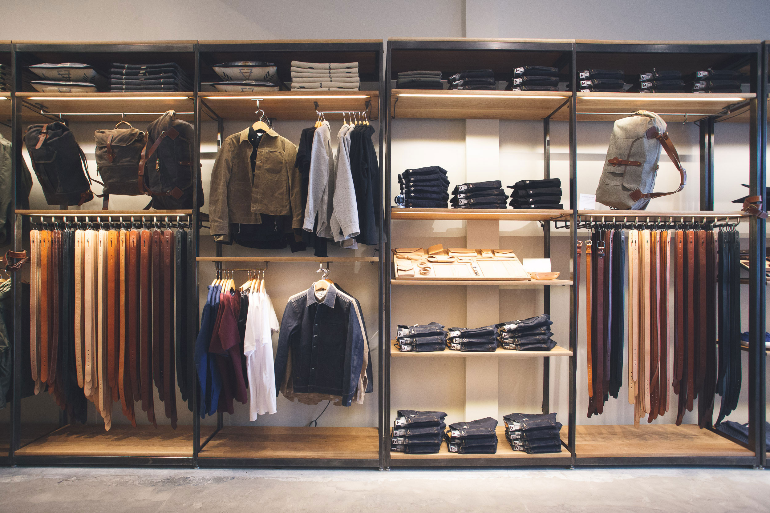 Tanner Goods Opens Flagship Store in San Francisco