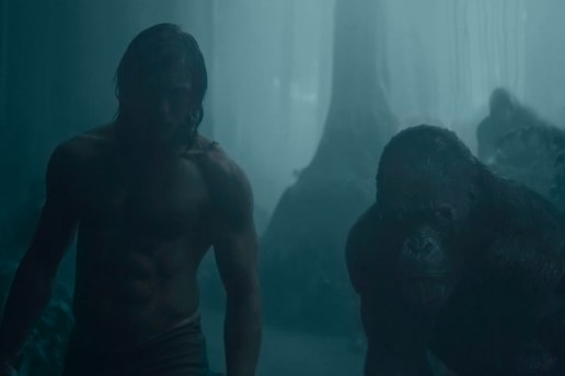 'The Legend of Tarzan' Official Teaser Trailer Starring Alexander Skarsgård and Margot Robbie