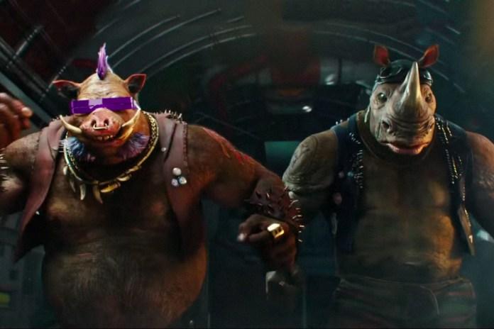 'Teenage Mutant Ninja Turtles 2' Official Trailer #1