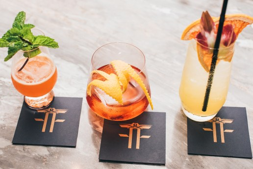 Foxglove, a Speakeasy Hidden Behind a Hong Kong Umbrella Shop