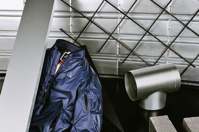NikeLab ACG's Latest Collection Is Imagined in Space Age Surroundings by the Daily Street