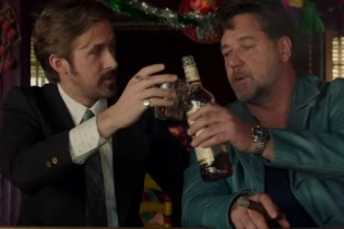 Ryan Gosling and Russell Crowe Get Violent in the Red Band Trailer for 'The Nice Guys'
