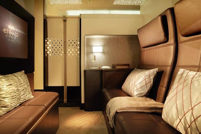 What It's Like in Etihad Airways' Ultra-Luxurious, Three-Room $32,000 USD Residence Suite