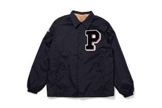 "the POOL aoyama ""P"" Coach Jacket"