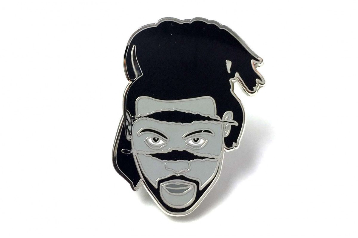 "The Weeknd x Pintrill ""Madness"" Pin"