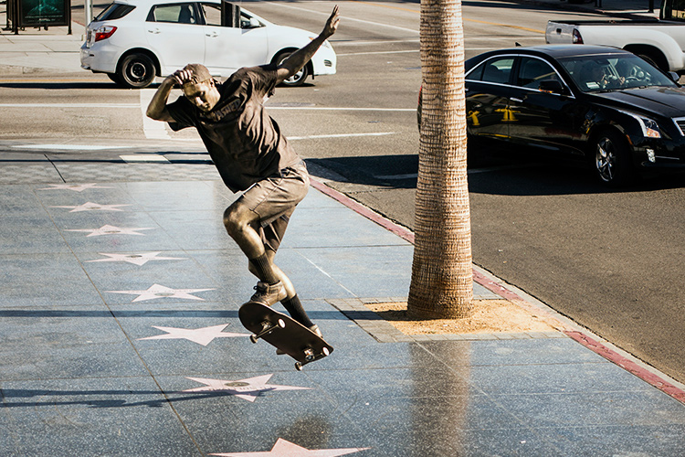'Thrasher' Throws a Surprise Party for Skater of the Year Anthony Van Engelen