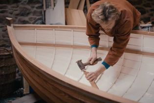 Listen to This Woodworker Explain the Poetic Pursuit of Building Boats