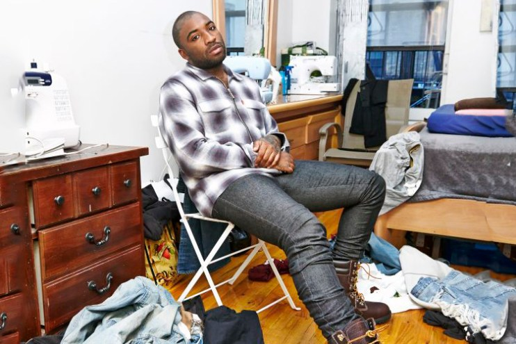 Timberland Catches up With A$AP Bari Who Wears the New Highway Super Boot